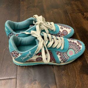 Desigual Sneakers NWT